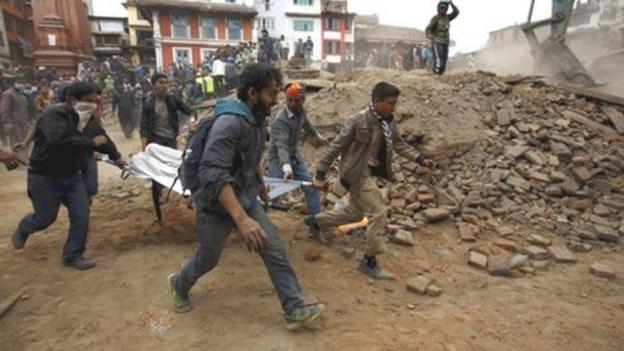 Rescue efforts in Nepal intensify after more than 1,800 people were killed in the country's worst earthquake in more than 80 years.
