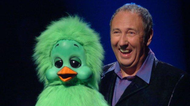 Entertainer Keith Harris, whose ventriloquist performances with Orville the duck made him a household name in the 1980s, dies aged 67.