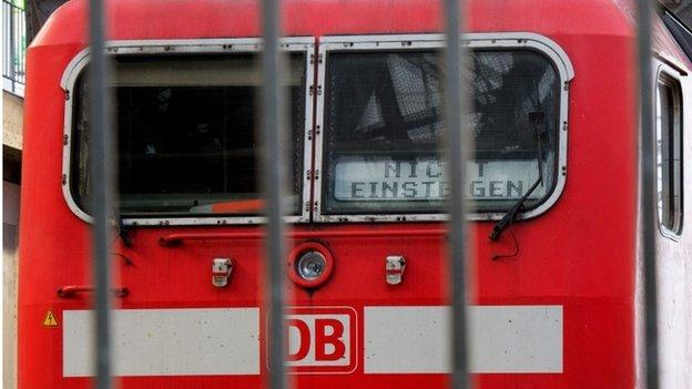 Drivers for Germany's Deutsche Bahn plan a week-long strike to start on Monday, their eighth walkout in 10 months of wage negotiations.