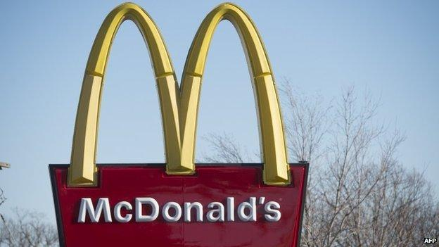 Fast-food chain McDonald's announces plans to restructure its business and increase its number of franchised restaurants globally.