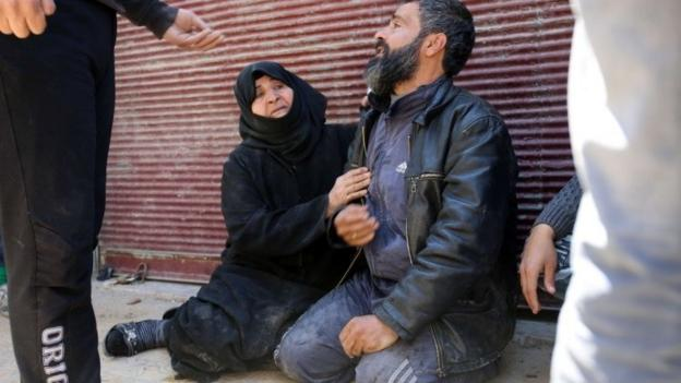 Civilians in the Syrian city of Aleppo are suffering unthinkable atrocities, with war crimes committed on a daily basis, Amnesty International says.