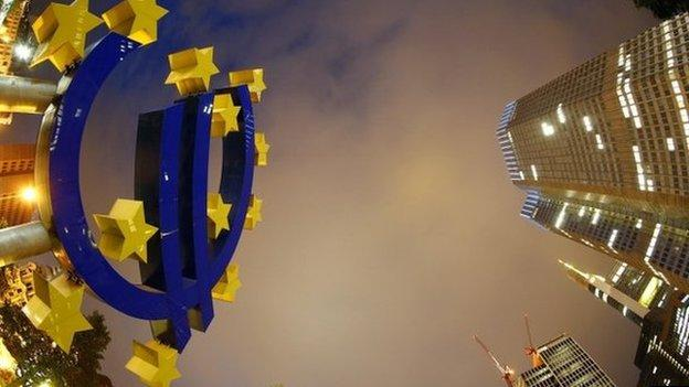 Eurozone economic growth will be slightly stronger this year than previously forecast, according to the European Commission's latest quarterly forecast.