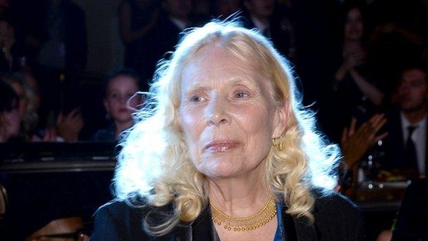 A judge puts a friend of singer-songwriter Joni Mitchell in charge of her medical decisions, after the musician was placed in intensive care last month.