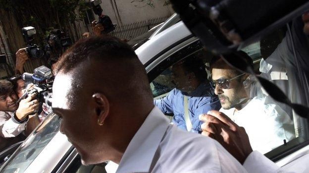 Bollywood star Salman Khan is freed on bail for two days, hours after being convicted of culpable homicide in a 2002 Mumbai hit-and-run case.