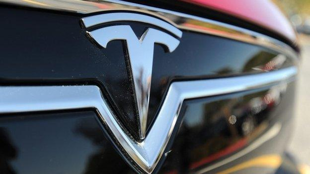 Electric car maker Tesla reports better-than-expected first quarter results, sending shares up more than 5% in trading after US markets had closed.