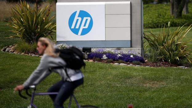 US tech giant Hewlett-Packard is selling a 51% stake in its Chinese server business for $2.3bn (£1.4bn) to Tsinghua Holdings.