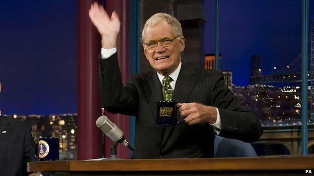 After a 33-year career, The Tonight Show host David Letterman's goodbye attracts more than 13 million viewers