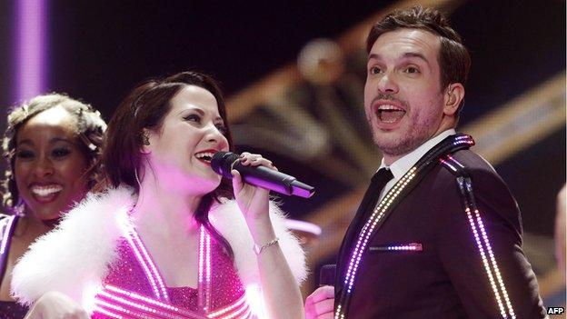 Sweden, Russia and Italy are among the favourites to win the 60th annual Eurovision Song Contest, which takes place in Vienna later.