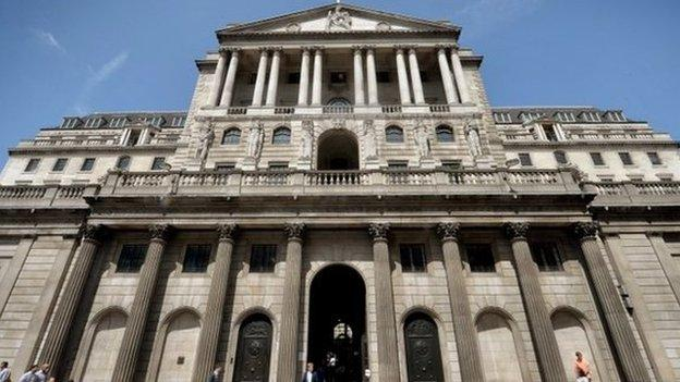 "The Bank of England confirms it is researching the financial risks of the UK leaving the EU after it ""inadvertently"" sent details of the project to the Guardian newspaper."