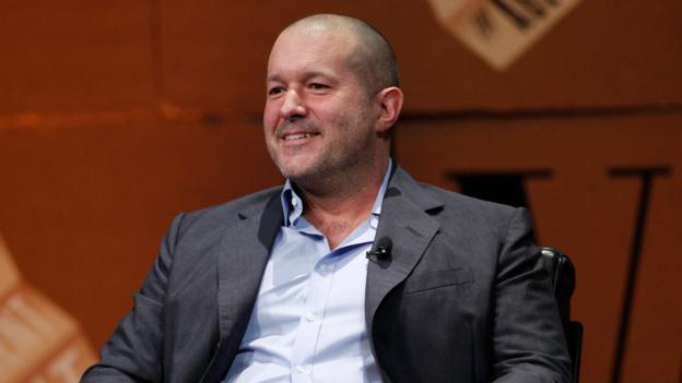 Apple promotes British designer Jony Ive to chief design officer, according to reports.