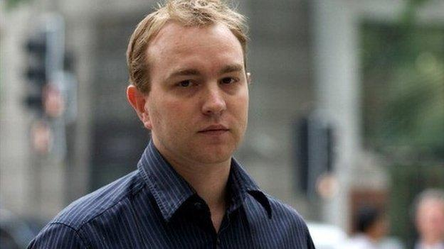 The trader at the centre of the Libor rate-rigging trial tried to influence other banks to manipulate the key benchmark rate, a court hears.