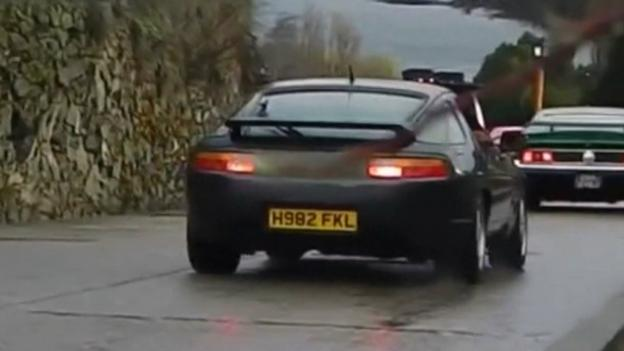 The BBC Trust rejects complaints over Top Gear's Patagonia special, in which a car number plate appeared to refer to the Falklands conflict.