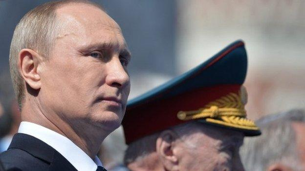 President Vladimir Putin declares Russian troop losses in peacetime a state secret as the Kremlin continues to deny sending troops to Ukraine.