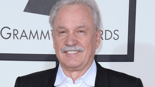 Musician and composer Giorgio Moroder is working on a new disco-themed stage musical, he tells the BBC.