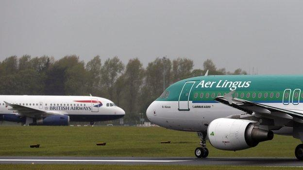 The Republic of Ireland's parliament has approved the sale of the nation's 25% stake in Aer Lingus to British Airways owner, IAG.