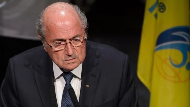 The 209 members of Fifa are set to vote for their new president amid a huge corruption scandal, with Sepp Blatter seeking a fifth term.