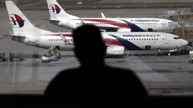 "Malaysia Airlines is ""technically bankrupt"", its chief executive says, as he announces a restructuring programme and plans to cut about 6,000 jobs."