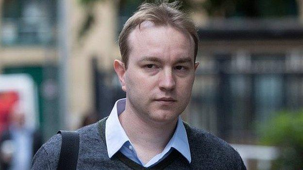 A trader accused of manipulating the Libor rate has told a court that senior managers knew what he was doing.