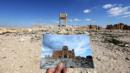 Joseph Eid, photographer, Temple of Bel, photo, Palmyra, Syria (Credit: Credit: Joseph Eid/Getty)