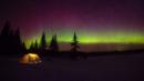 Northern Lights, Voyageurs (Credit: Credit: Steve Burns)
