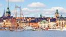 Stockholm, Old Town, Sweden (Credit: Credit: Frank Chmura/Alamy)