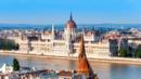 Danube, Hungary, Budapest, Hungarian Parliament Building (Credit: Credit: Alex Segre / Alamy)