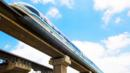 Maglev, Shanghai, magnetic levitation train (Credit: Credit: China Images/Alamy)