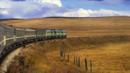 Russia, Siberia, Trans-Siberian Railroad, train (Credit: Credit: Maarten Udema/Alamy)