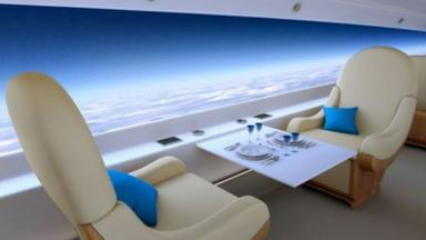 BBC Future How to cut noise in a plane cabin