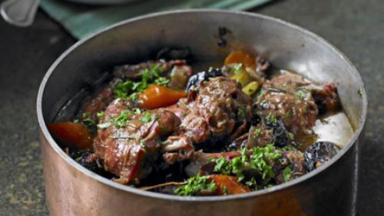 BBC Good Food Slow Cooked Rabbit Stew