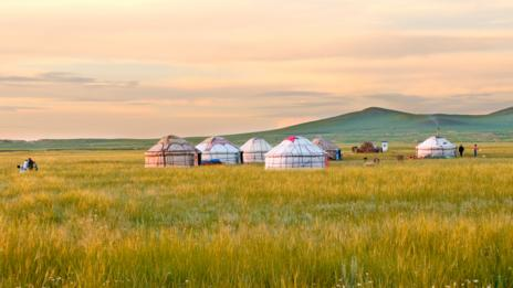 Inner Mongolia (Credit: Nancy Brown/Getty)