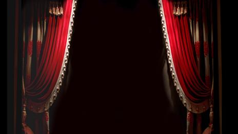 Behind the curtain (Thinkstock) (Credit: Thinkstock)