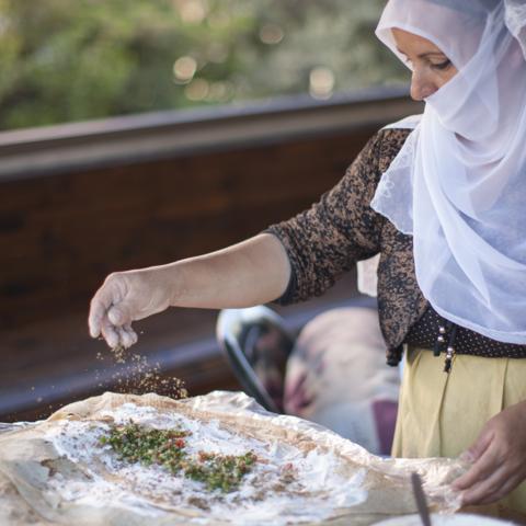 Druze, Israel (Credit: Credit: Itamar Grinberg/GoIsrael.com)