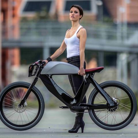 Exotic bike: SPA Bicicletto
