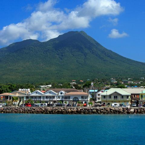 nevis, carribean (Credit: Credit: Peter Phipp/Travelshots.com/Alamy)