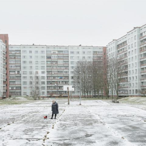 Latvia has one of the highest apartment-dwelling proportions in Europe (Credit: Credit: Reinis Hofmanis)