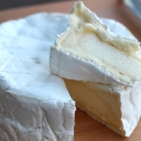 Camembert exists somewhere between the milder Brie de Meaux and the rich Brie de Melun (Credit: Credit: Emily Monaco)