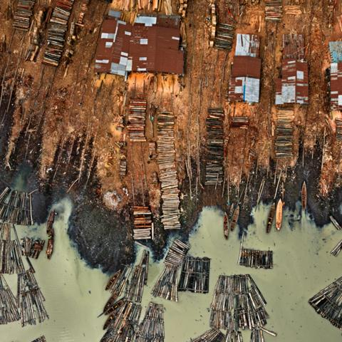(Credit: Edward Burtynsky, courtesy Flowers Gallery, London/Metivier Gallery, Toronto)