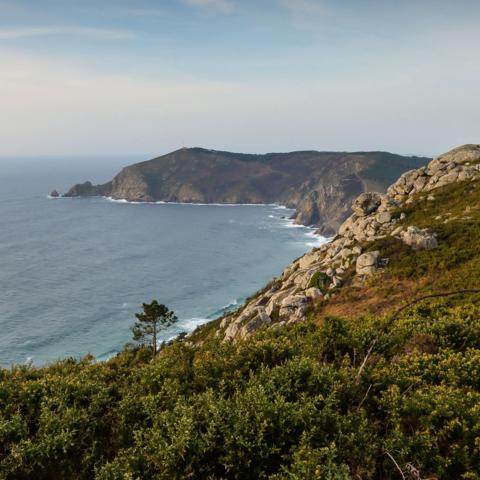 The name 'Finisterre' is Latin for 'end of the Earth' (Credit: Credit: Olivier Guiberteau)