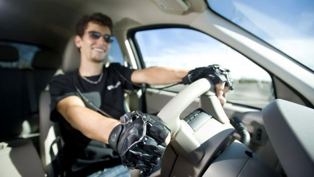 Bbc Future Making A Car For Blind Drivers