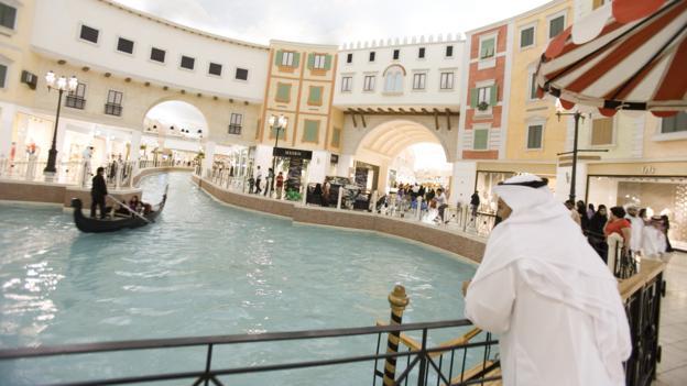 Doha shopping