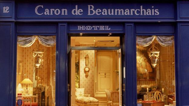 Bbc Travel Affordable Small Hotels In Paris