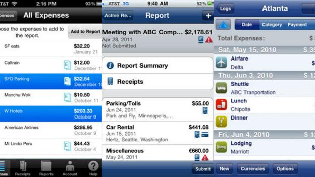 Bbc Travel New Travel Apps Speed Up Expense Reporting