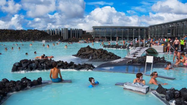 Bbc Travel Soaking In Iceland S Social Scene
