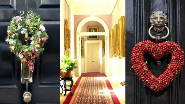Bbc Travel English Country Houses To Visit This Christmas
