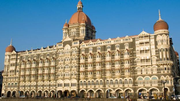 Bbc Travel Mumbai S Taj Mahal Palace One Year After