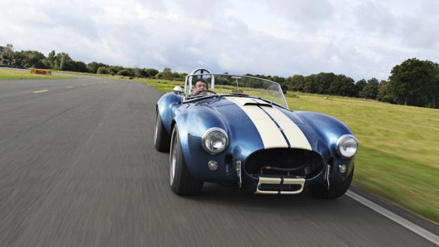 Richard Hammond Cars: Richard Hammond's Icons: The Shelby Cobra