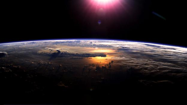 Wallpaper Earth Above Space Hd Space 6408: Climate Change: A Prehistoric Window On