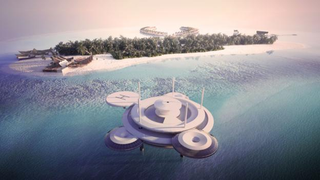 bbc future will we ever live in underwater cities. Black Bedroom Furniture Sets. Home Design Ideas