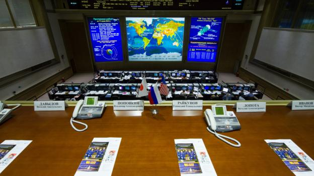 BBC - Future - Five coolest mission control rooms of all time